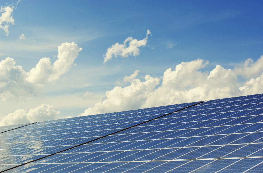 zonne-energie ontwikkelingen