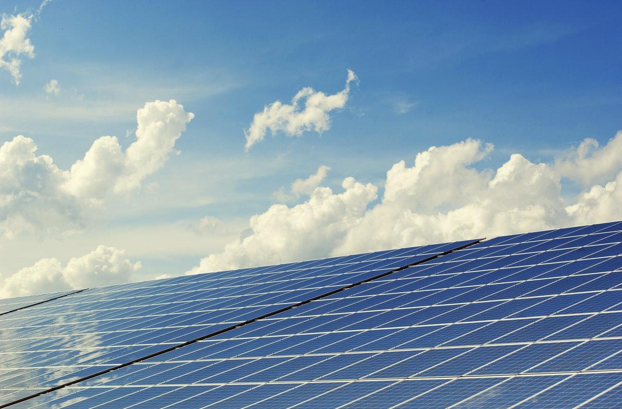 ontwikkeling zonne-energie