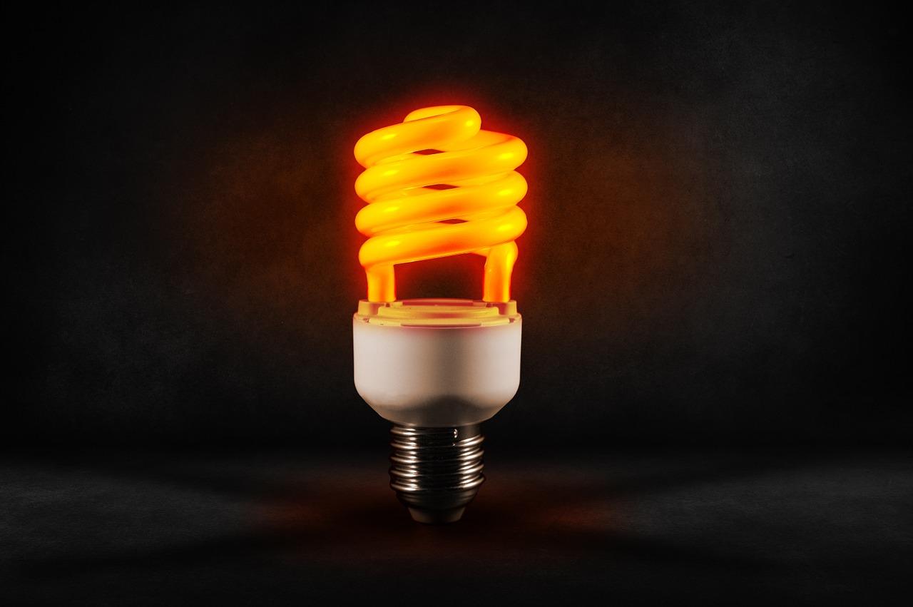 duurzame peer spaarlamp